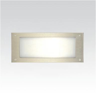 Medium wall recessed luminaires 110101