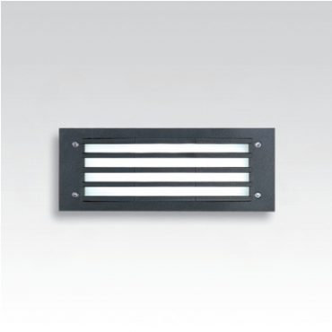 Wall recessed luminaires 100800