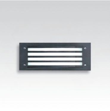 Wall recessed luminaires 100900