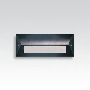 Wall recessed luminaires 101100