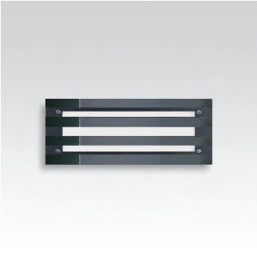 Wall recessed luminaires 101200