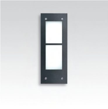 Wall recessed luminaires 101500